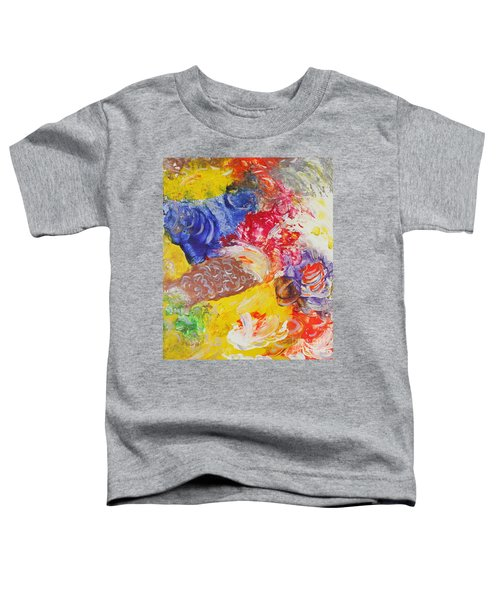 Child Laughter Toddler T-Shirt