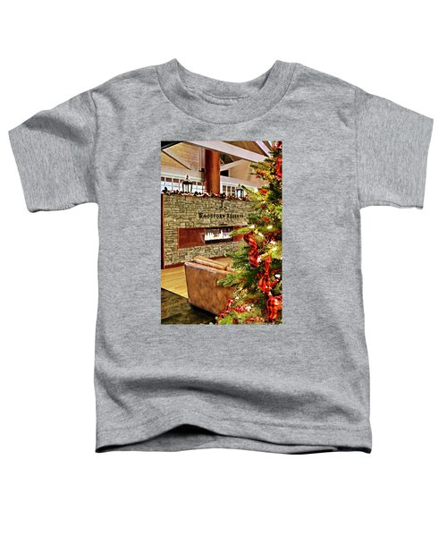 Christmas At Woodford Reserve Toddler T-Shirt
