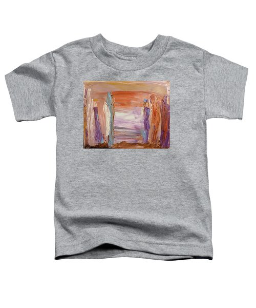 City Of Angels Toddler T-Shirt