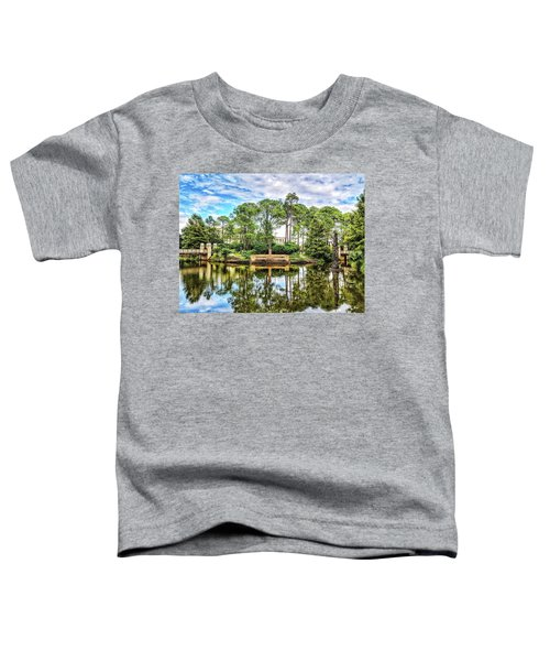 City Park Toddler T-Shirt