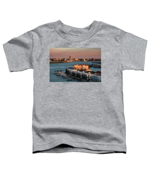 Clearwater Evening Toddler T-Shirt