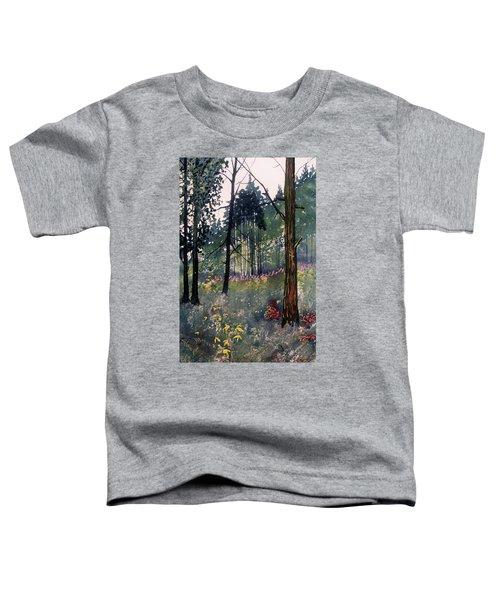 Codbeck Forest Toddler T-Shirt