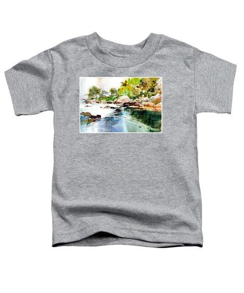 Cohasset Rapids Toddler T-Shirt