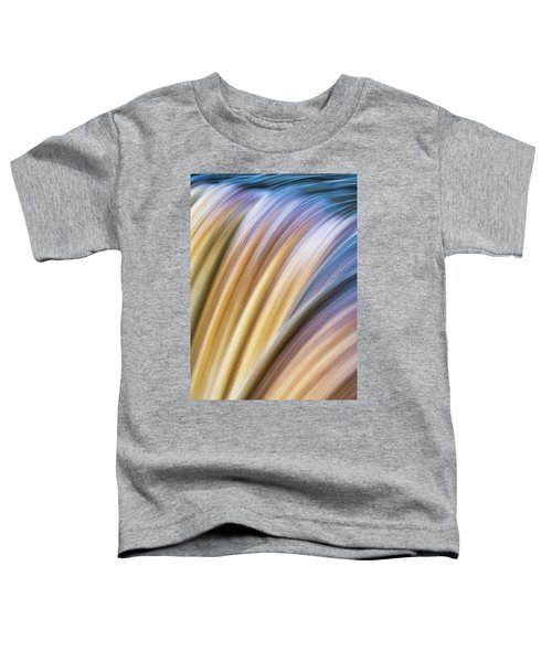 Colorful Flow Toddler T-Shirt