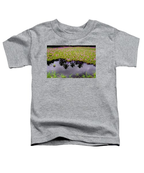 Colors On The Water Toddler T-Shirt