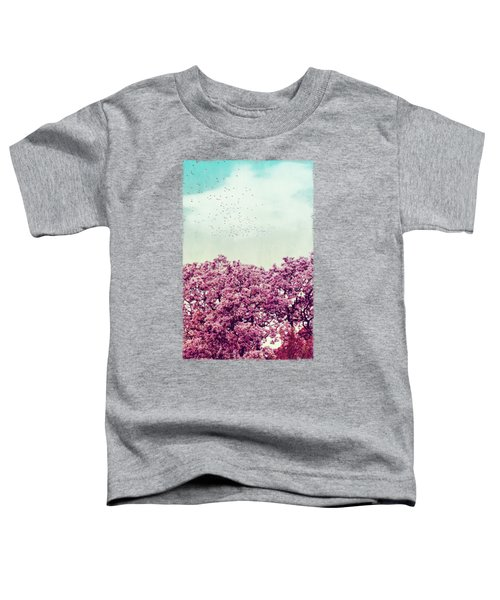 Colours Of Spring Toddler T-Shirt