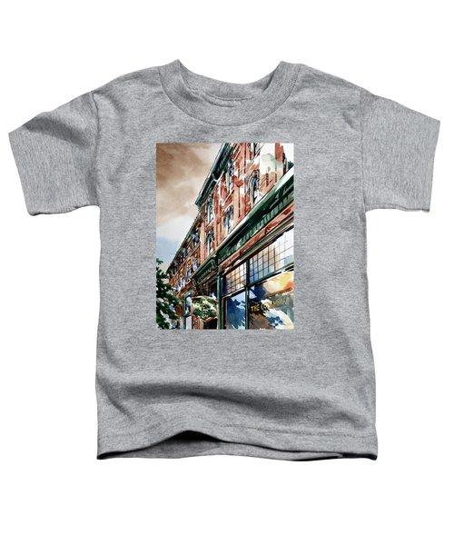 Columbia Water Toddler T-Shirt