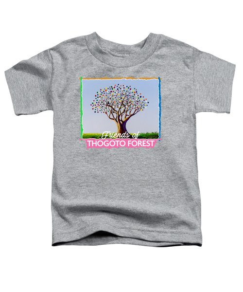 Community Tree Toddler T-Shirt