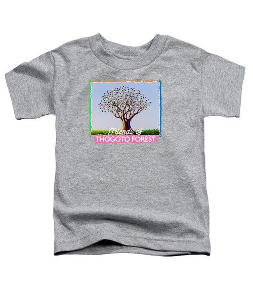 Community Tree Toddler T-Shirt