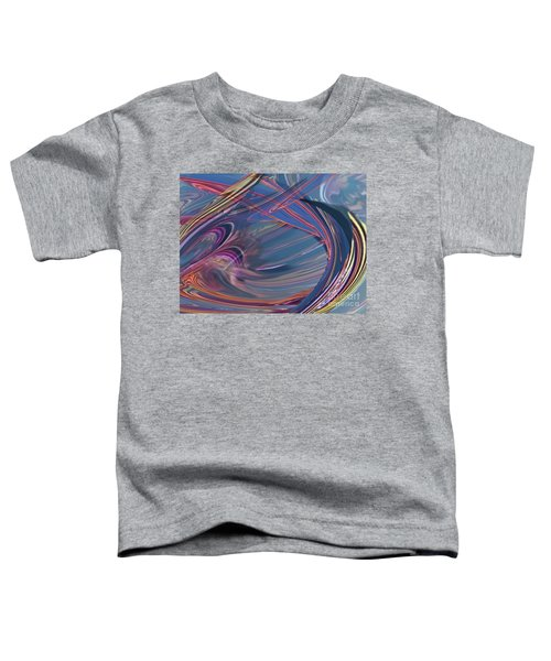 Contrail Party Toddler T-Shirt