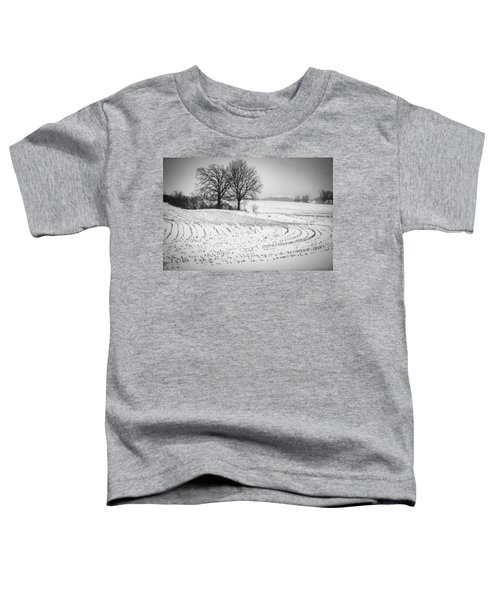 Corn Snow Toddler T-Shirt