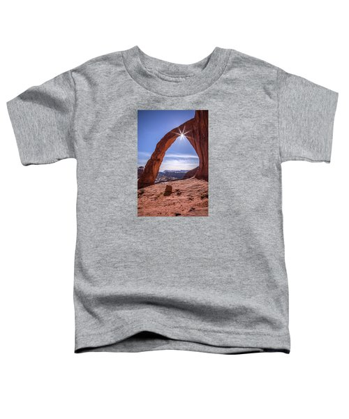 Corona Arch Sunburst Toddler T-Shirt