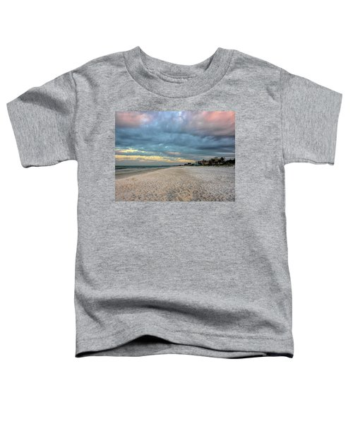 Cotton Candy Sky Toddler T-Shirt