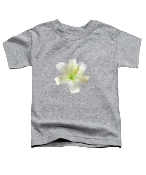 Cotton Seed Lilies Toddler T-Shirt