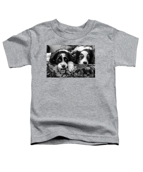 Couch Potatoes Toddler T-Shirt