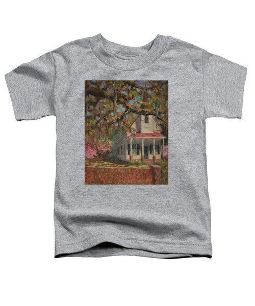 Country Church Toddler T-Shirt