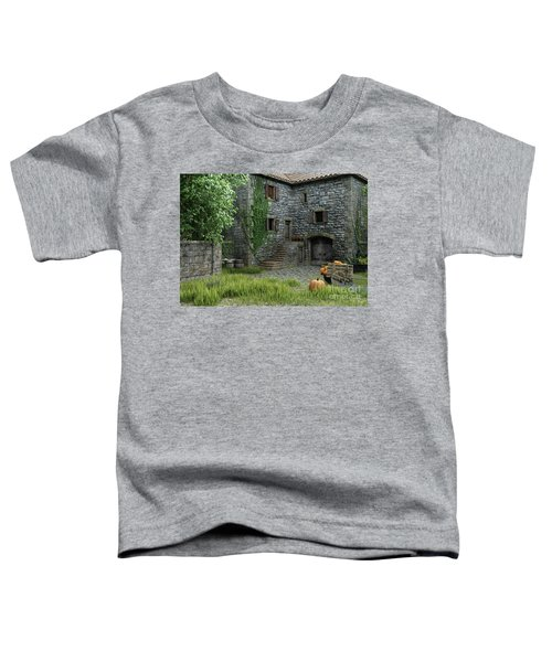 Country Farmhouse Toddler T-Shirt