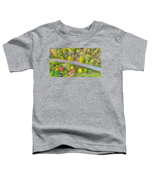 Country Path Toddler T-Shirt