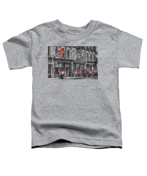 Crazy Town Toddler T-Shirt