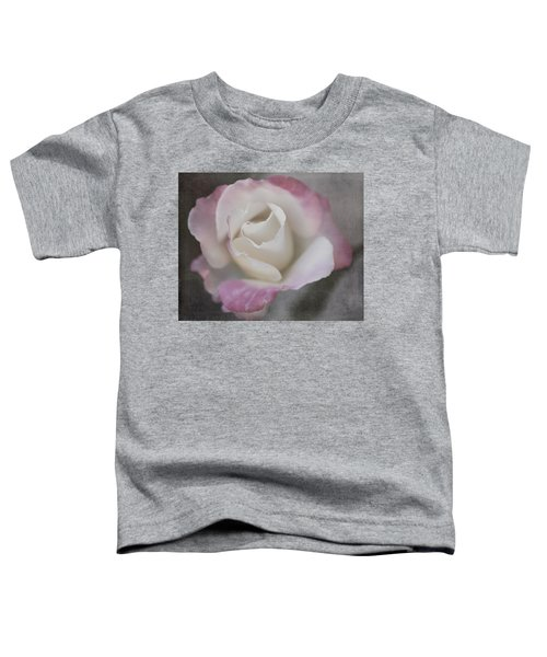 Creamy White Center By Tl Wilson Photography Toddler T-Shirt