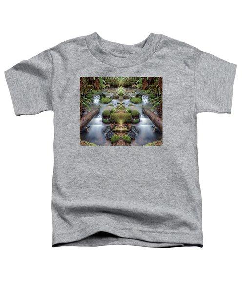 Creek Diamonds #1n Toddler T-Shirt