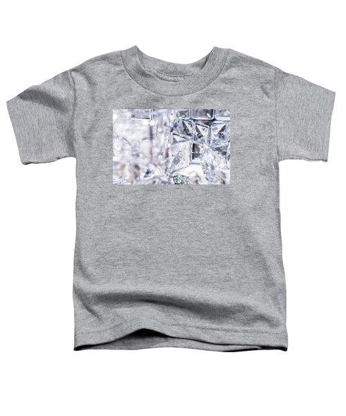 Crystal Bling I Toddler T-Shirt