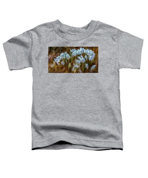 Dance In White #i6 Toddler T-Shirt