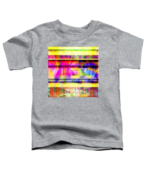 Databending #2 Hidden Messages Toddler T-Shirt