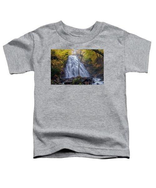 Dawn At Crabtree Falls Toddler T-Shirt