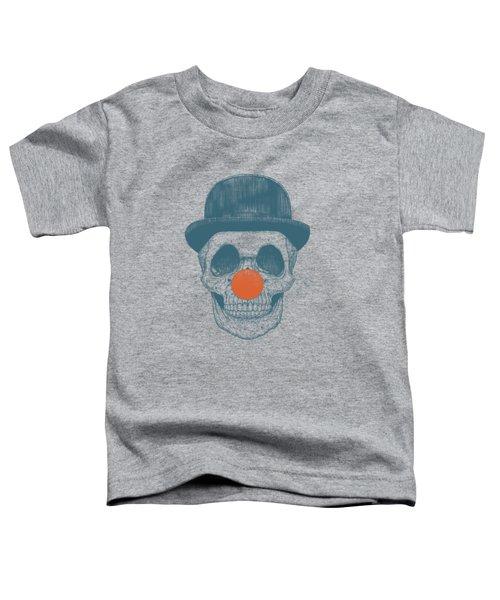 Dead Clown Toddler T-Shirt