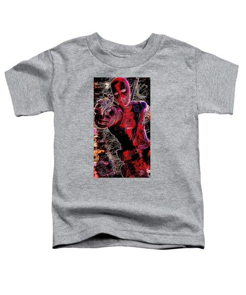 Deadpool Toddler T-Shirt