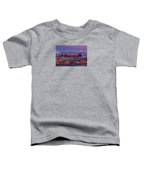 Desert Beauty 3 Toddler T-Shirt