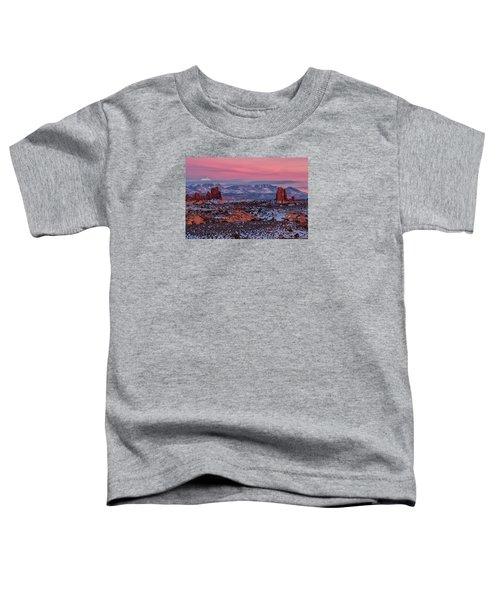 Desert Beauty Toddler T-Shirt