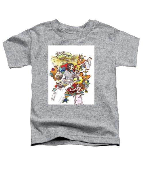 Desert Safari  Toddler T-Shirt