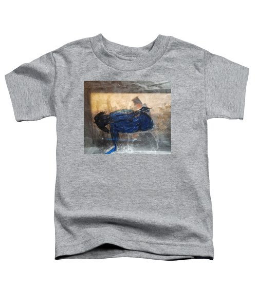 Desire By Nietzsche Toddler T-Shirt