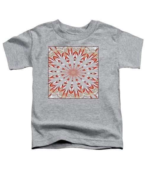 Digitalized Cardinal Toddler T-Shirt