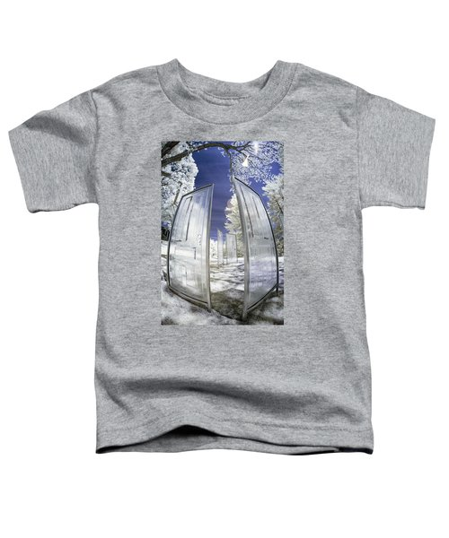 Dimensional Doors Toddler T-Shirt