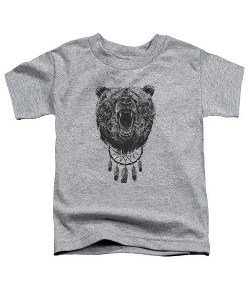 Don't Wake The Bear Toddler T-Shirt