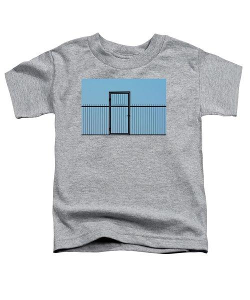 Door To The Sky Toddler T-Shirt
