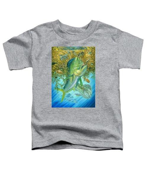 Dorados Hunting In Sargassum Toddler T-Shirt