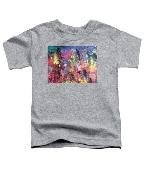 Downtown Sac Toddler T-Shirt