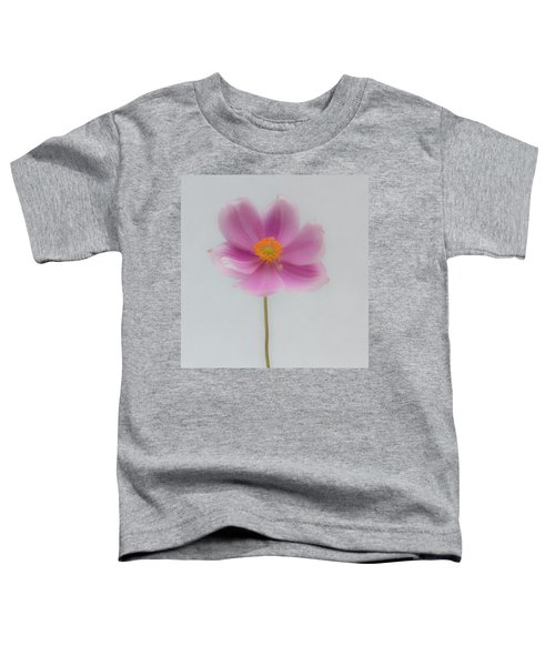 Dreamy Pink Anemone Toddler T-Shirt