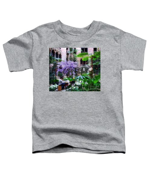 Dreamy Sunday Toddler T-Shirt