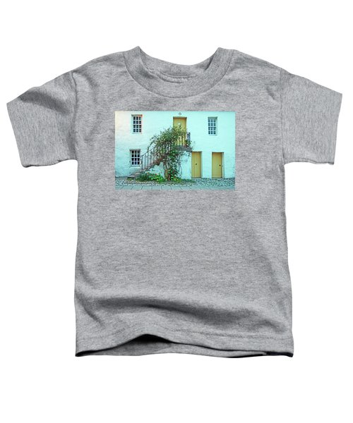 Dunkeld. The Cathedral Square. Toddler T-Shirt