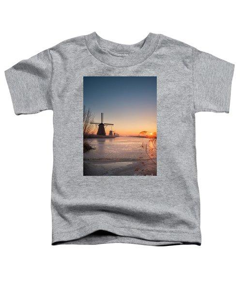 Dutch Dawn II Toddler T-Shirt