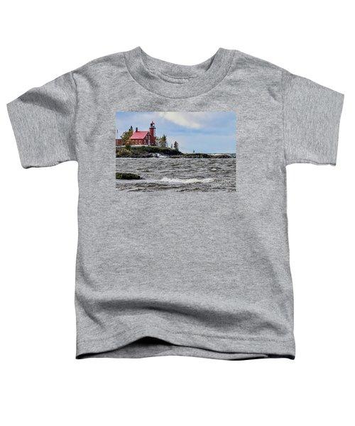 Eagle Harbor Lighthouse Toddler T-Shirt