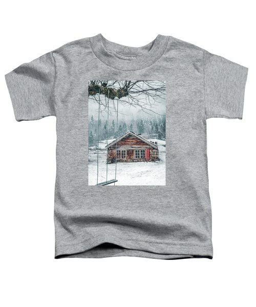 Echoes Of Silence Toddler T-Shirt