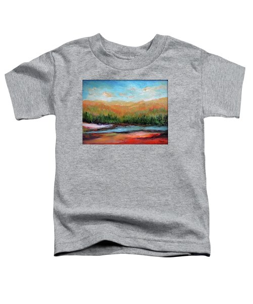 Edged Habitat Toddler T-Shirt