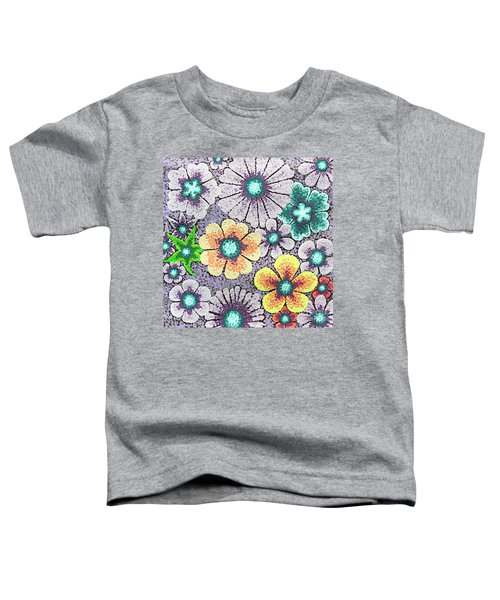 Efflorescent 11 Toddler T-Shirt