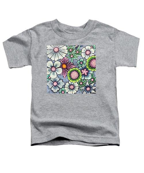 Efflorescent 8 Toddler T-Shirt